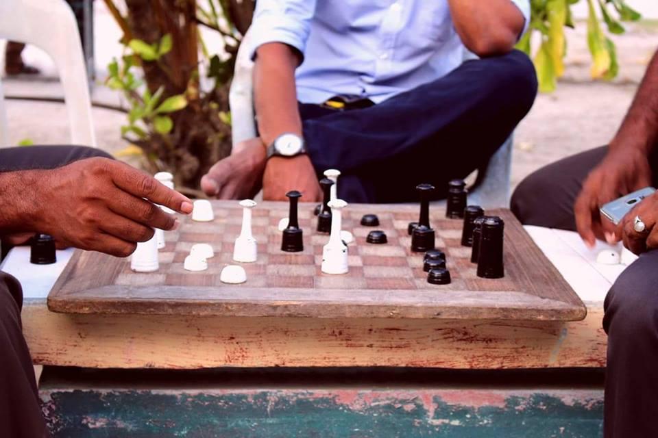 Maldives Chess