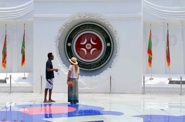 November 3rd 1988 Memorial Maldives